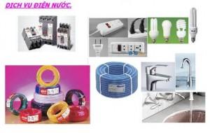 sửa chữa điện nước chuyên nghiệp