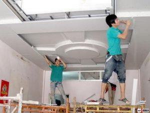 Thợ sơn sửa chữa nhà tại TPHCM