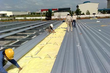 sửa chữa mái tôn hiệu quả