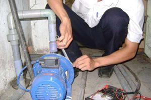 Thợ chuyên sửa máy bơm nước tại nhà quận 2