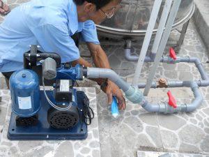Thợ chuyên sửa máy bơm nước tại nhà quận 3