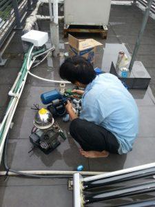 Thợ chuyên sửa máy bơm nước tại nhà quận 7