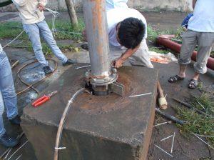 Sửa chữa giếng khoan