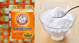 Thông bồn cầu bằng baking soda