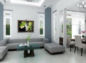 Cách phối màu sơn nhà đẹp cho không gian nhà bạn