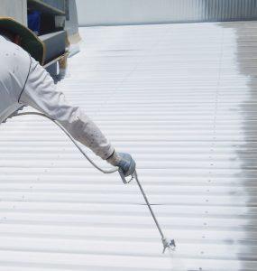 chống nóng cho mái tôn
