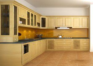 sửa tủ bếp tại nhà