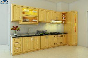 Báo giá tủ bếp nhiều loại đẹp dành cho các gia đình