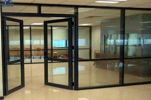 Dịch vụ làm cửa kính chất lượng tại TP.HCM và các khu vực lân cận