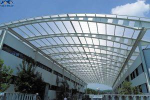 Thi công mái poly lấy sáng giá rẻ tại TP.HCM và các tỉnh thành khác