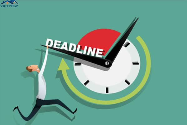 Deadline là gì? Khái niệm giữa deadline và dateline có gì khác nhau?