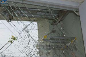 Thay kính cửa bị vỡ tại TP.HCM