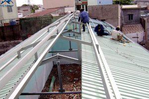 Thay tôn mái nhà tại TP.HCM và những tỉnh khác lân cận